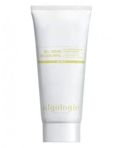Увлажняющий матирующий гель-крем Algologie для жирной и смешанной кожи, 100мл