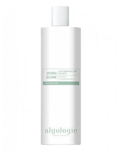 Молочко очищающее для лица Algologie бархатное 400мл (профессиональный объем)