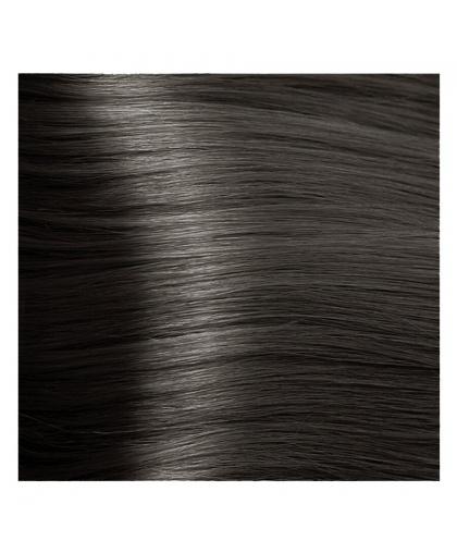 """Крем-краска для волос Kapous Fragrance free """"Magic Keratin"""" NA 6.18 Темный блондин лакричный, 100 мл"""
