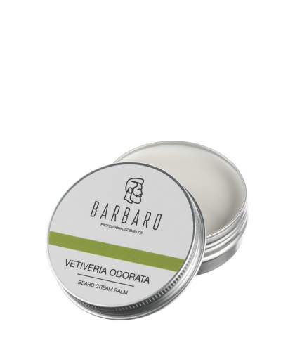 "Крем-бальзам для бороды Barbaro ""Vetiveria odorata"", 50 гр."