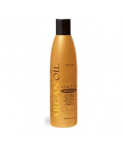 Kativa Argan Oil Оживляющий концентрат для волос с маслом Арганы 250мл