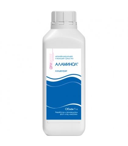 Дезинфицирующее средство Аламинол 1 л (концентрат)