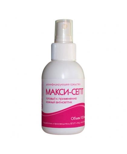 МАКСИ-СЕПТ кожный антисептик 100 мл
