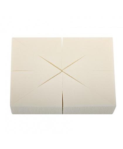 """Спонжи в блоке  """"треугольные"""" (8 шт), Limoni"""