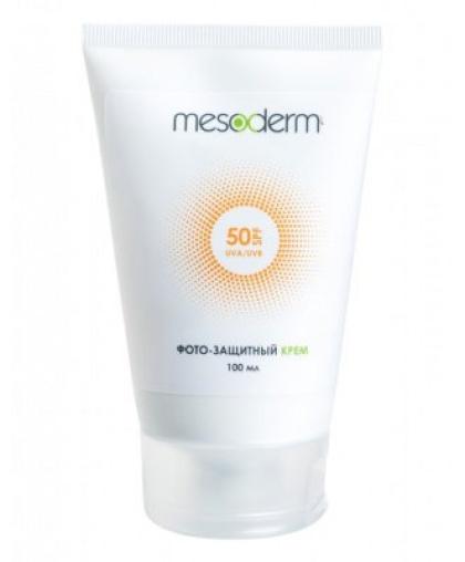 Фотозащитный крем MESODERM SPF 50, 100мл