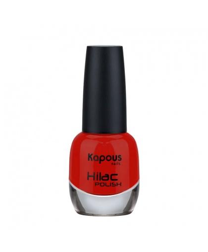 """Лак для ногтей """"Верь в себя"""" Hilac Kapous Цвет: красный"""