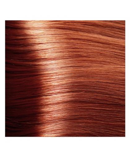 Крем-краска для волос Kapous STUDIO 04 усилитель медный с экстрактом женьшеня и рисовыми протеинами, 100 мл