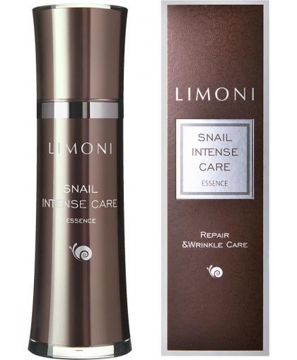 Интенсивная эссенция для лица с экстрактом секреции улитки Snail Intense Care Essence 60 мл, Limoni