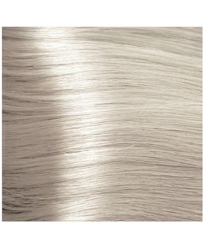 Крем-краска для волос Kapous Fragrance free с кератином «Non Ammonia»  Magic Keratin NA 901 Осветляющий пепельный, 100 мл