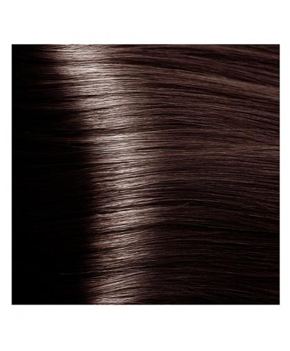 Крем-краска для волос Kapous Fragrance free с кератином «Non Ammonia» Magic Keratin NA 6.8 капучино, 100 мл