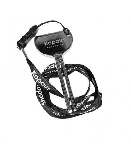 Ключ-пресс Kapous Professional на шнурке 5,8 см для выдавливания краски
