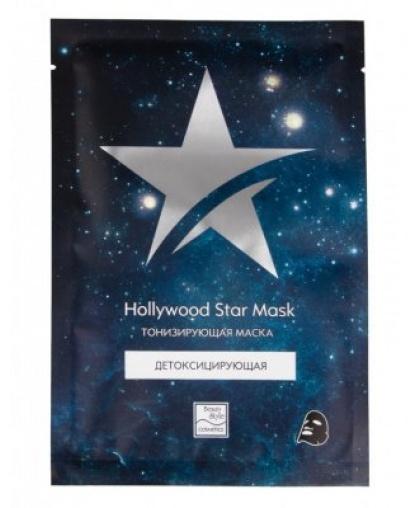 Детоксицирующая тонизирующая маска  Hollywood Star Mask
