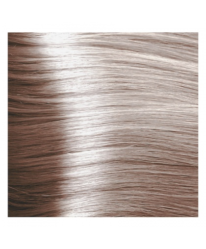 Крем-краска для волос Kapous STUDIO Professional 9.22 очень светлый перламутровый блонд с экстрактом женьшеня и рисовыми протеинами, 100 мл