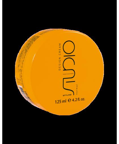 Моделирующие сливки для укладки волос Kapous STUDIO нормальной фиксации «Design Cream» 125 мл