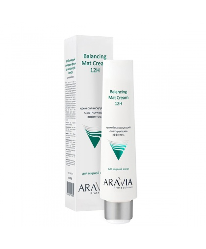 """""""ARAVIA Professional"""" Крем для лица балансирующий с матирующим эффектом, 100мл"""