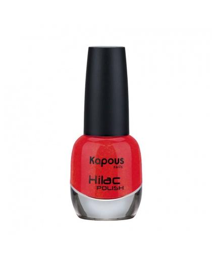 """Лак для ногтей """"Без стеснения"""" Hilac Kapous Цвет: красный"""