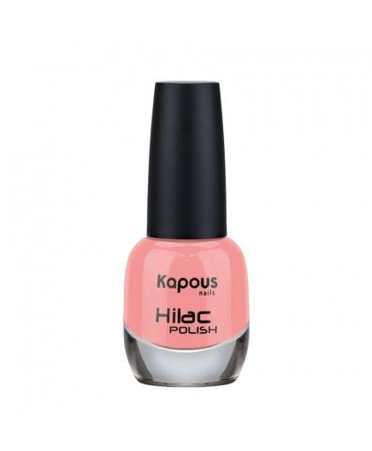 """Лак для ногтей """"Коралловое танго """" Hilac Kapous Цвет: коралловый"""