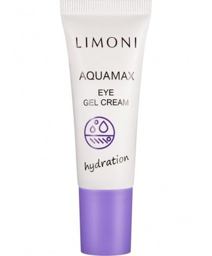 Гель-крем для век Limoni Aquamax Eye Gel Cream увлажняющий, 25 мл