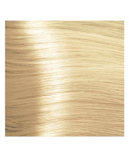 Крем-краска для волос Kapous Fragrance free с кератином «Non Ammonia» Magic Keratin NA 9.0 насыщенный очень светлый блонд, 100 мл