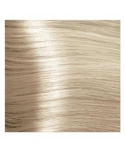 Крем-краска для волос Kapous Fragrance free с кератином «Non Ammonia» NA 012 бежевый холодный, 100 мл