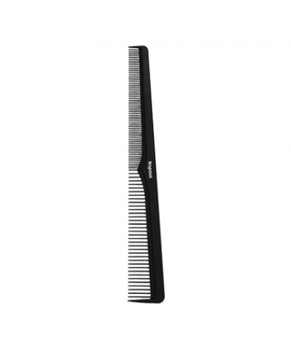 Расческа Kapous Professional парикмахерская «Carbon fiber» 183*25 мм
