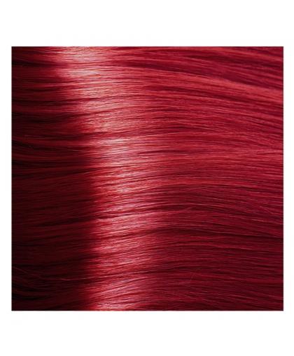 Крем-краска для волос Kapous STUDIO 06 усилитель красный  с экстрактом женьшеня и рисовыми протеинами, 100 мл