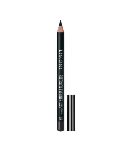 """Карандаш для век Limoni """"Precision Eyeliner"""" 07 (черный)"""
