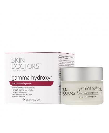 Skin Doctors GAMMA HYDROXY™ Обновляющий крем против морщин и видимых признаков увядания кожи лица, 50 мл