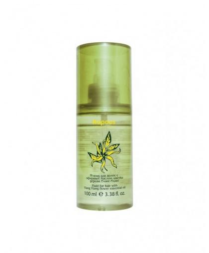 Флюид для волос с эфирным маслом цветка дерева Иланг-Иланг, 100 мл