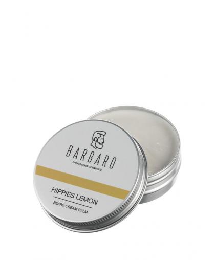 "Крем-бальзам для бороды Barbaro ""Hippies lemon"", 50 гр."