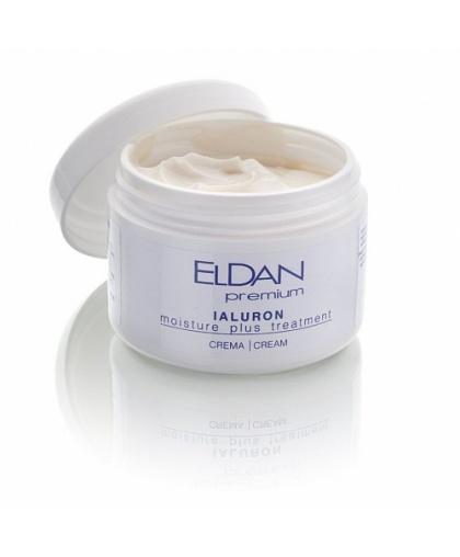 Крем 24 часа с гиалуроновой кислотой ELDAN Cosmetics, 250мл