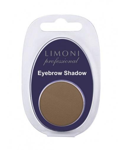 Тени для бровей Limoni Еyebrow Shadow 06