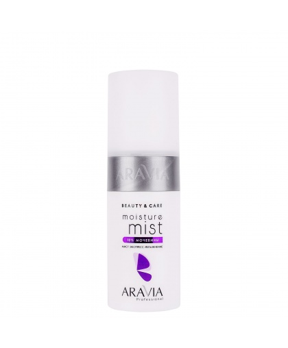 ARAVIA Professional Moisture Mis Мист экспресс-увлажнение с мочевиной 10%, 150 мл