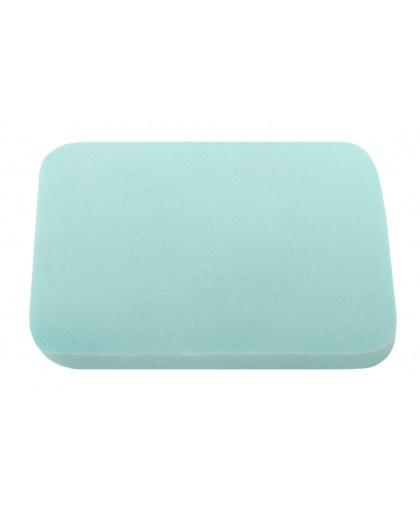 Губка косметическая для снятия макияжа (прямоугольная), Limoni
