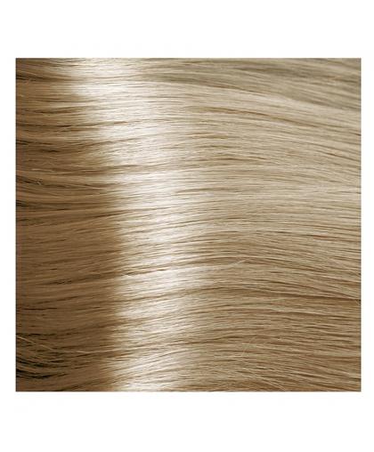 "Крем-краска для волос Kapous Fragrance free ""Magic Keratin"" NA 10.31 бежевый платиновый блонд, 100 мл"