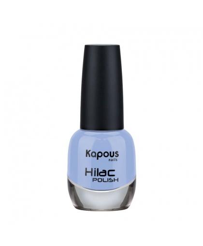 """Лак для ногтей """"Букет из гиацинтов """" Hilac Kapous Цвет: голубой"""