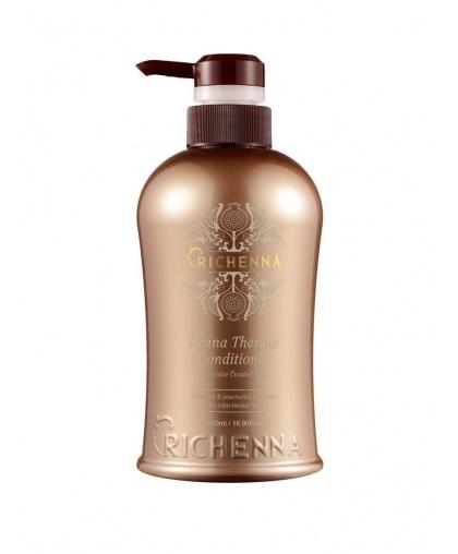 Кондиционер Richenna Henna Therapy для окрашенных волос с экстрактом хны 500 мл