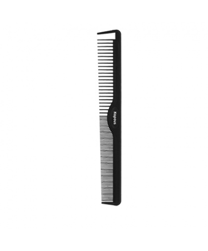 Расческа Kapous Professional парикмахерская «Carbon fiber» 212*28 мм