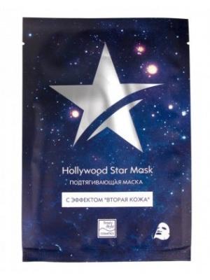 """Подтягивающая маска с эффектом """"Вторая кожа"""" Beauty Style Hollywood Star Mask, 30гр"""