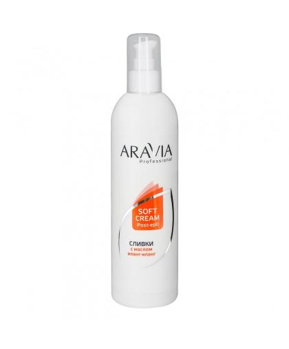 """ARAVIA Professional"" Сливки для восстановления рН кожи с маслом иланг-иланг, 300 мл."