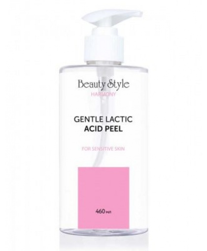 """Пилинг-скатка с молочной кислотой для чувствительной кожи Beauty Style """"Harmony"""", 460 мл"""