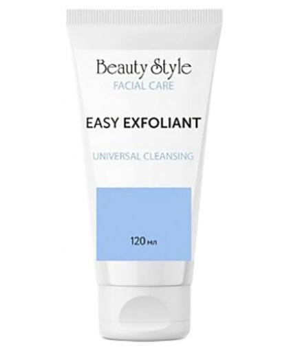 Легкий эксфолиант для лица Beauty Style Cleansing Universal Easy exfoliant, 120мл