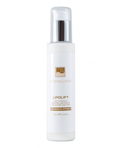"Моделирующий крем Beauty Style для овала лица и подбородка Modellage ""Lipolift"", 150 мл"