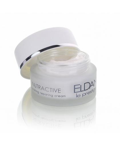 Питательный крем ELDAN Cosmetics с рисовыми протеинами Nourishing repairing cream, 50мл