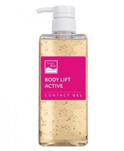 Гель антицеллюлитный с эффектом лифтинга для аппаратной косметологии «Боди Лифт Актив» 630мл Beauty Style