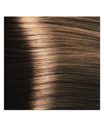 Краска для волос Kapous STUDIO 6.32 темный золотисто-бежевый блонд с экстрактом женьшеня и рисовыми протеинами, 100 мл Kapous