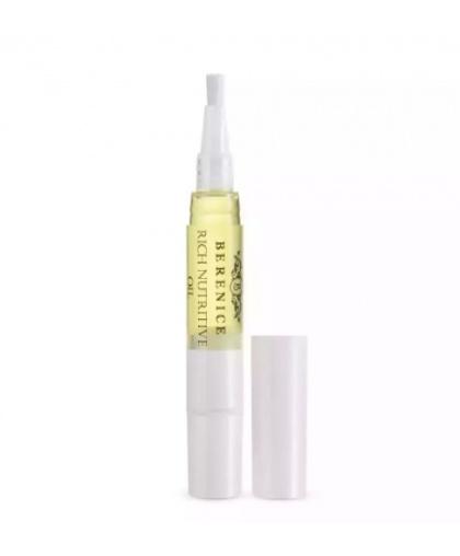 Масло для ногтей и кутикулы «Питание и увлажнение» Rich nutritive oil 4мл Карандаш, Berenice Limoni