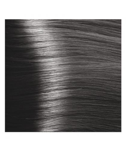 Краска для волос Kapous STUDIO 01 усилитель пепельный крем-краска для волос с экстрактом женьшеня и рисовыми протеинами, 100 мл