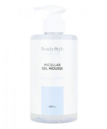 Мицелярный очищающий гель-мусс, Beauty Style, «Cleansing Universal», Micellar Gel Mousse, 460мл