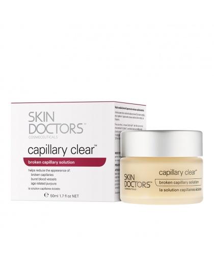 Skin Doctors CAPILLARY CLEAR™ Крем для кожи лица с проявлениями купероза, 50 мл